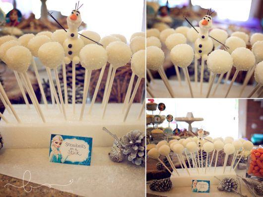 doces8 Festa Frozen