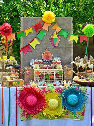 tema festa junina mesa 3